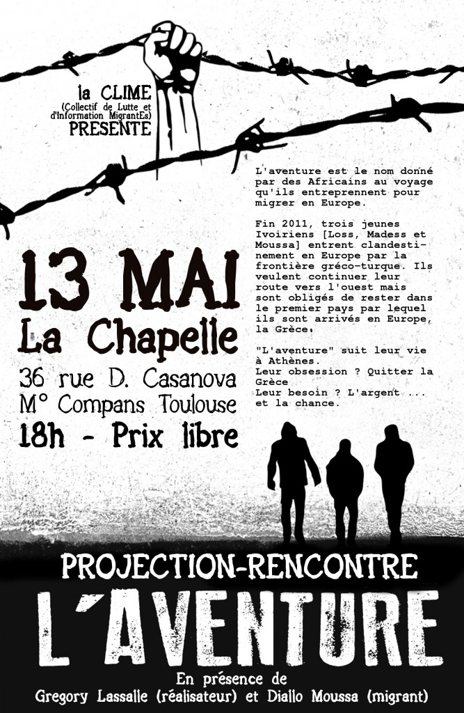 Projection Aventure